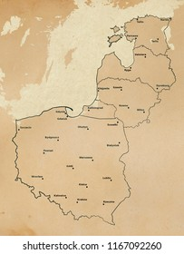 south baltic countries
