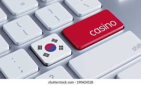 South Korea High Resolution Keyboard Concept