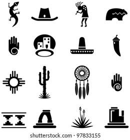 Southwest Desert Icons