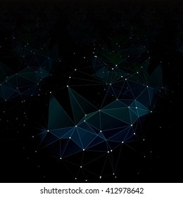Space Network Background