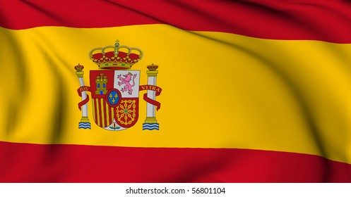 Spain flag World flags Collection