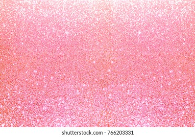 Sparkly Pink Glitter Texture Background