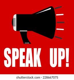 Speak Up and Communication