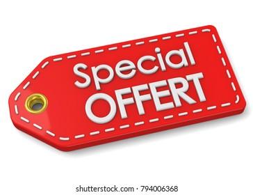 Special Offert - 3D