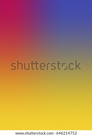 Royalty Free Stock Illustration of Spectrum Color Smooth