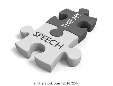 Speech therapy concept for treatment of communication and swallowing disorders