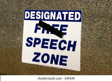 Speech Zone