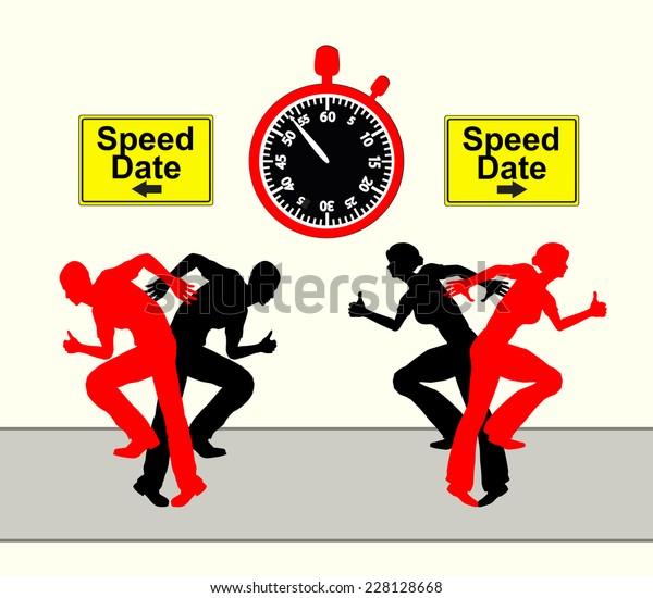Speed dating zápasy