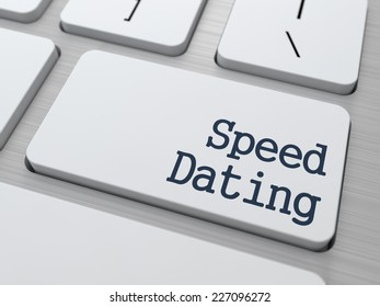 speed dating retro bar
