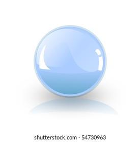 sphere button
