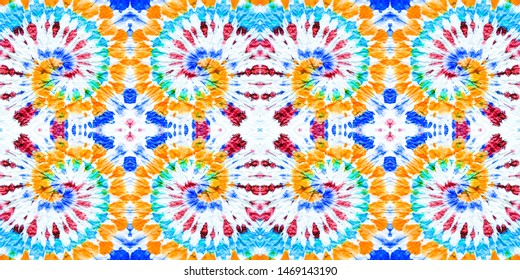 Spiral shapes, curls, swirls seamless pattern. Vibrant repeating motif. Messy watercolor seamless background. Mingle composition. Abstract messy texture pattern for bed linens.