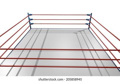 Sport arena wrestling