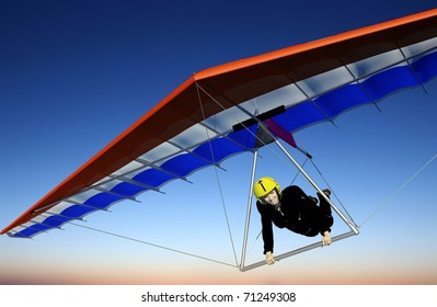 Hang-gliding Images, Stock Photos & Vectors | Shutterstock