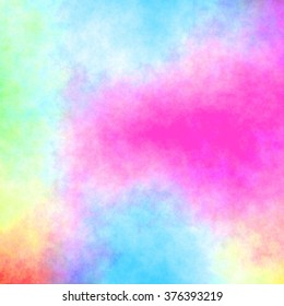 spring pastel background, paper texture, watercolor irregular stains