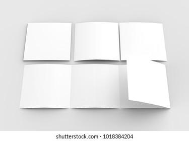 4 fold brochure images stock photos vectors shutterstock