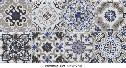 Square Patten Design for Wall Tiles and Bathroom Tiles, it can be use in your graphic design and interior home decoration.