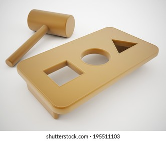 square peg round hhole