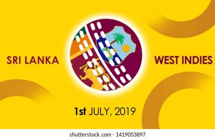 Sri Lanka Vs West Indies Fixture, Cricket Match Date
