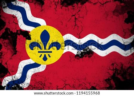 St Louis Missouri grunge
