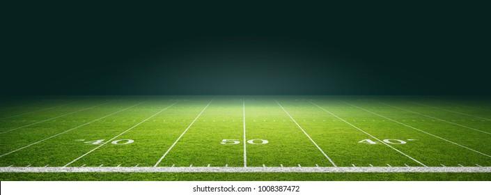 Stadium night 3d rendering