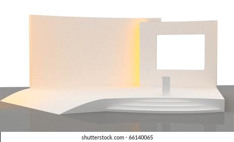 Stage Interior-Exterior Samples Series