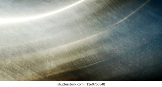 stained metal plate background