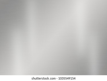 Stainless steel background or metal plate texture