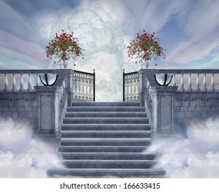 Stairs to the heaven