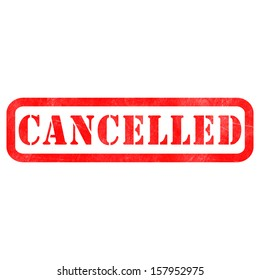 Stamp of Canceled