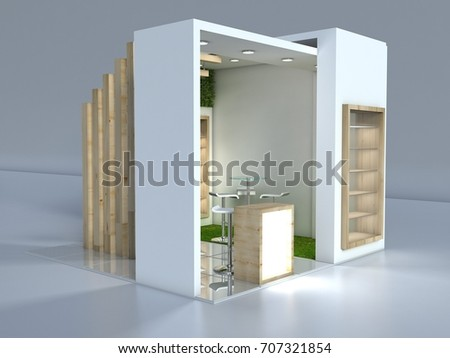 D Exhibition Design : Royalty free stock illustration of stand d exhibition design