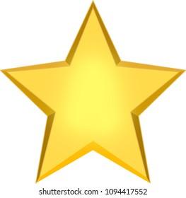 Star Icon Button
