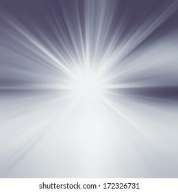 Starburst abstract  background