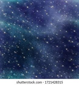 Stars in a fairy tale