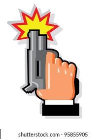 Starter Pistol Icon