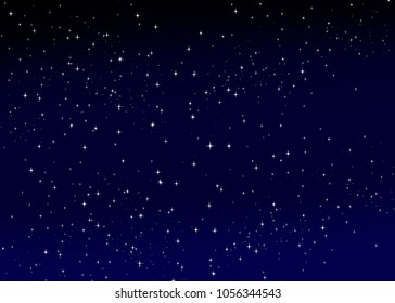 stary sky texture