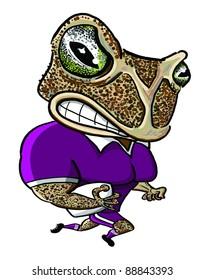 State of Origin Toad