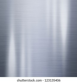 Steel metal background or texture