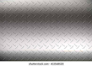 The steel metal plate background