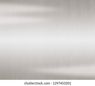 Steel plate metal background - Illustration