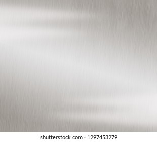 Steel plate metal background - Illustration
