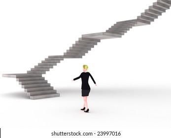 steep challenge