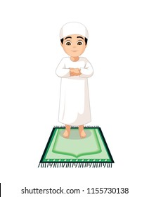 Step by step Muslim prayer guide steps of Salah