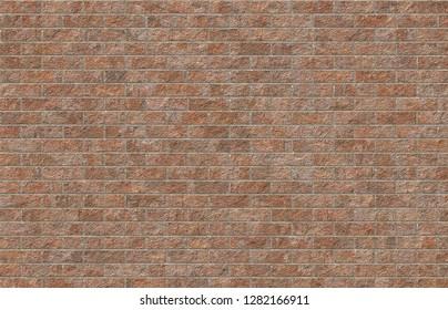 stones brick wall 3d illustration 45x29cm 300dpi
