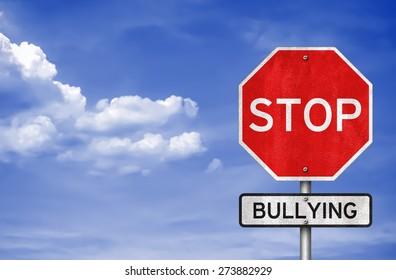 Stop - Bullying