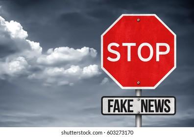 Fake News stoppen