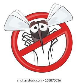 stop! mosquito