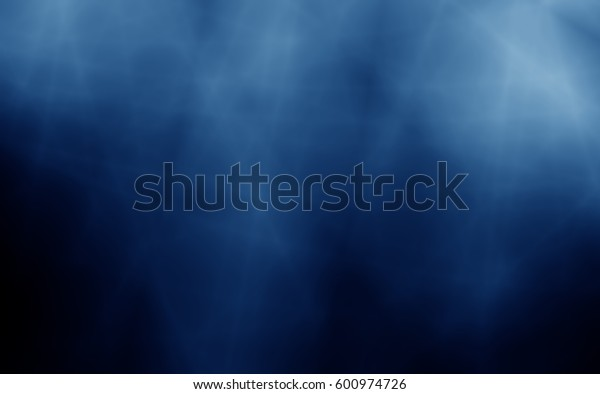 Storm abstract background blue dark space template design