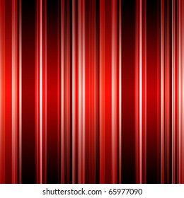 striped background  in many red colors with a gradient shadow top and bottom