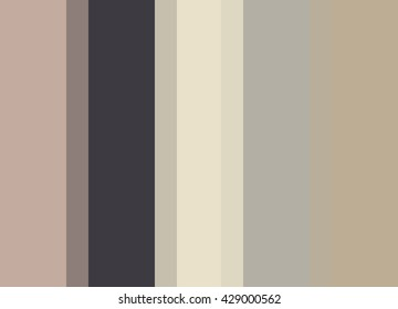 Striped Background in muted neutral beige/cream/taupe/gray, vertical stripes, color palette background