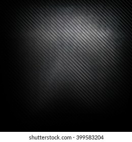 striped metal plate background